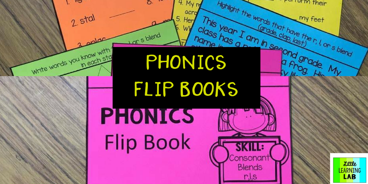 Phonics Flipbooks