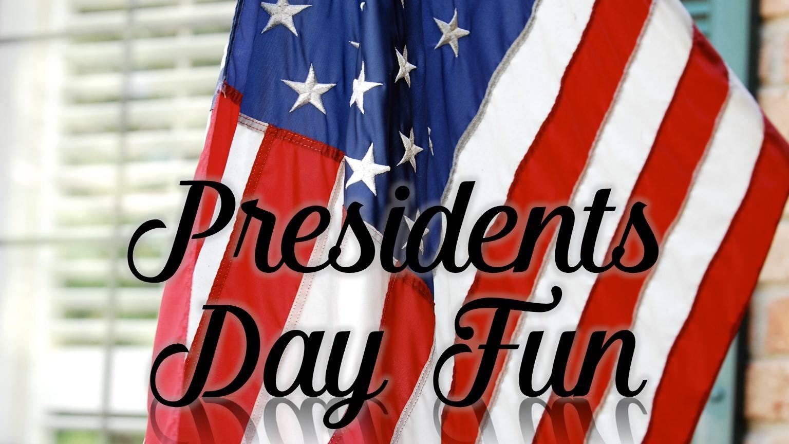 President's Day & Fun Freebies