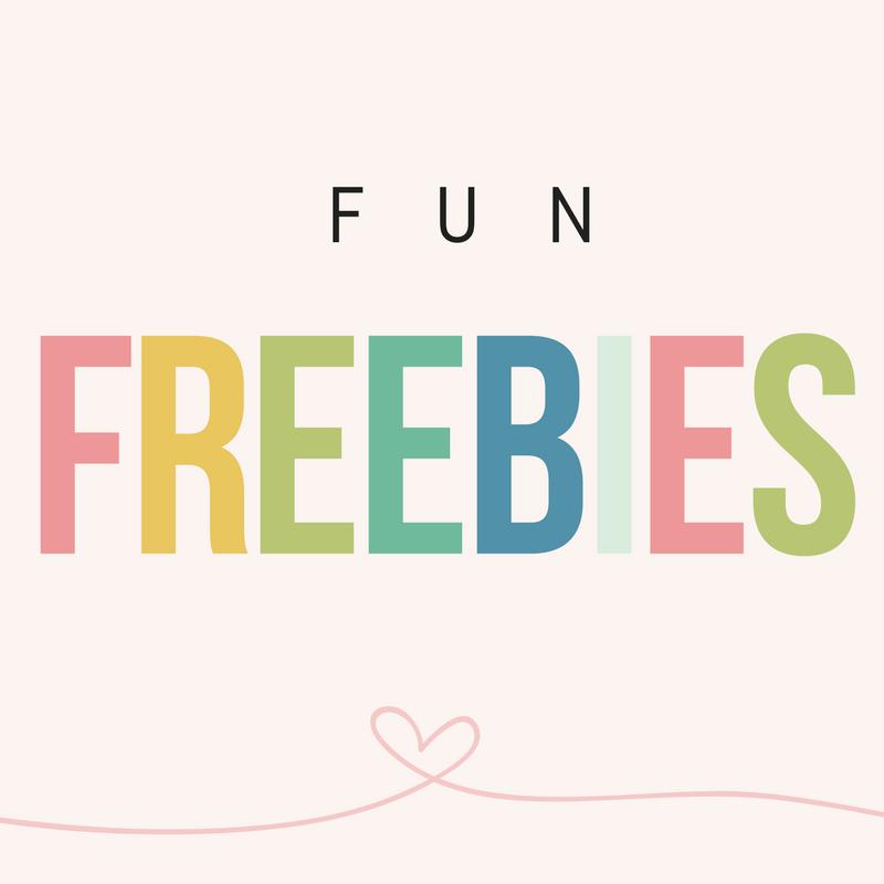Fun Freebies