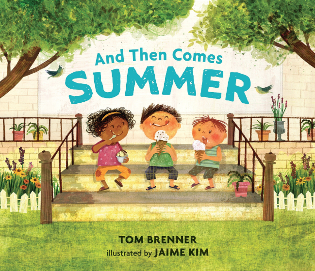 June Read Aloud Book Recommendations