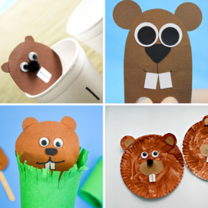Will the groundhog see his shadow? I don't know, but I CAN tell you that these groundhog day crafts and activities are a fun way to beat the winter blues. #teachingsecondgrade #groundhogday #easykidscrafts #kidssnacks #kidsactivities | Groundhog Day | Easy Crafts for Kids | Groundhog Day Crafts for Kids | Kids Snacks | Easy Kids Activities