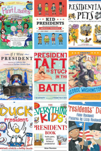 This list of President's Day Books has been carefully selected to learn more about President's Day. Fun and interactive books are a great educational resource! #teachingsecondgrade #presidentsday #reading #booksforkids | Reading Curriculum | Boos for Kids | President's Day Books | Teaching President's Day