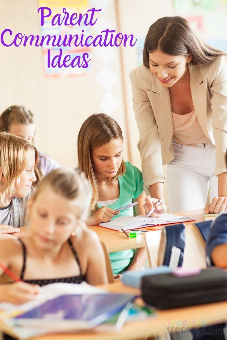 Are you struggling to connect with parents? Communicating doesn't have to be hard. Make it easy on yourself and use these 5 tips to be successful! #teachingsecondgrade #communication #parentteacherconf #teachercommunication #tips #teacherhacks | Teacher Tips | Classroom Management | Parent Communication Ideas |