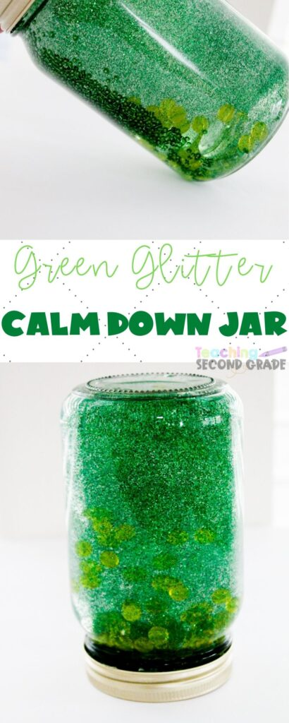 Calm Down jars are a lifesaver to many people. Let the kiddo take a break and hand them a Calm Down Jar to keep their attention. #teachingsecondgrade #calmdownjar #sensorybottle #sensory #kidsdiy | Easy Kids DIY | Sensory Items | Sensory Bottle | Calm Down Jar Ideas | Calm Down Tactics |