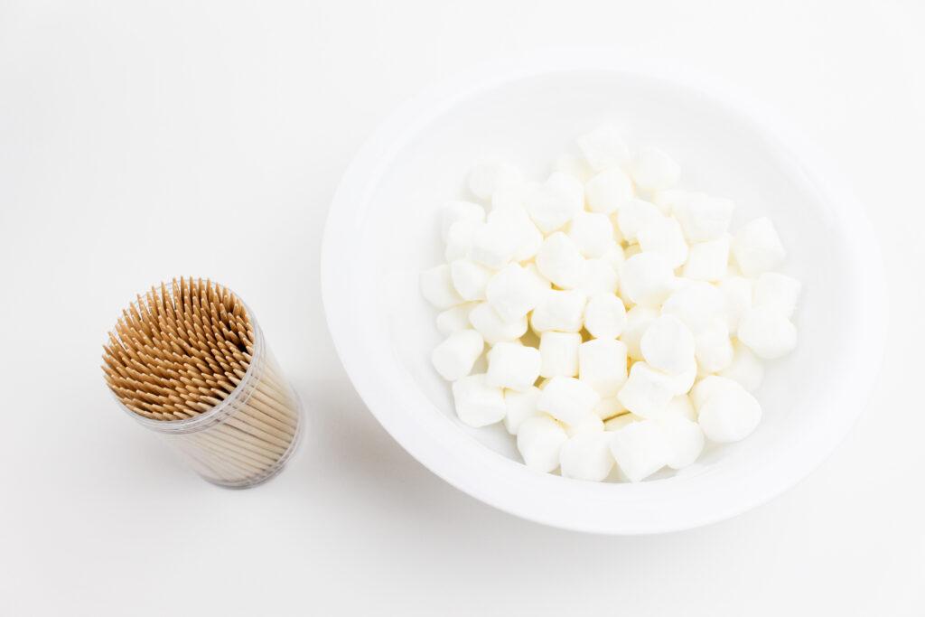 Marshmallow Stem Activities