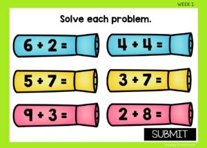 math-problems-on-markers