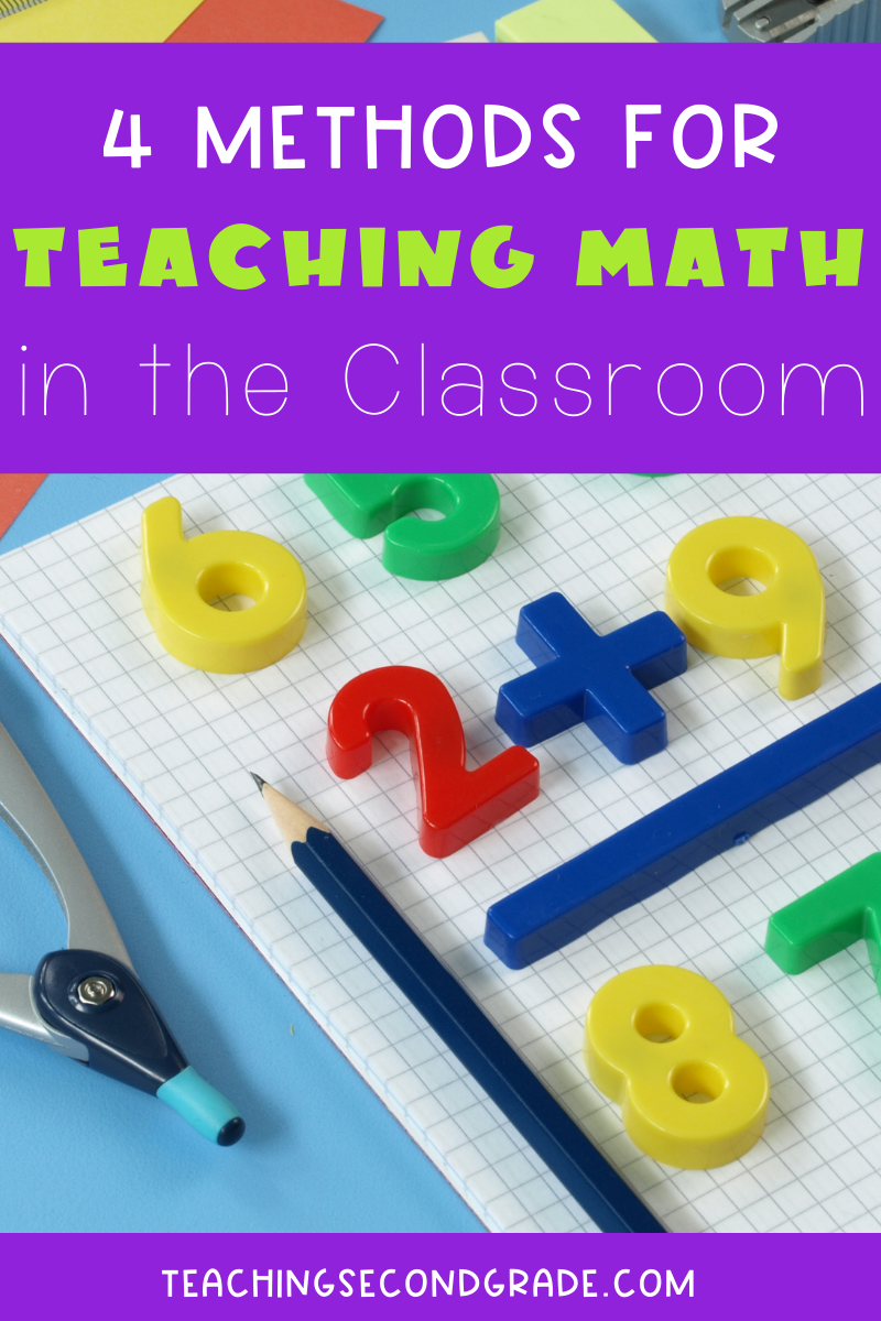 A piece of graphing paper with magnetic numbers to help teach math.