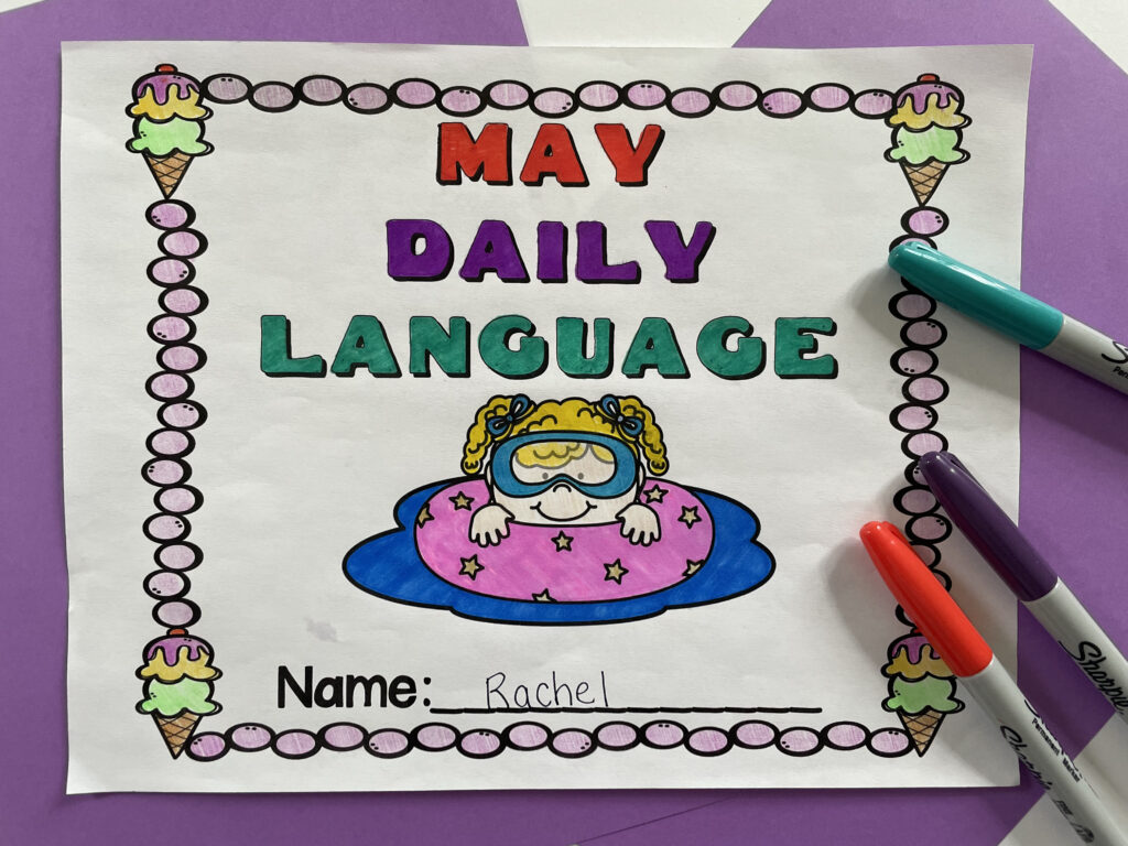 daily.langague.resources.for.the.2nd.grade.classroom