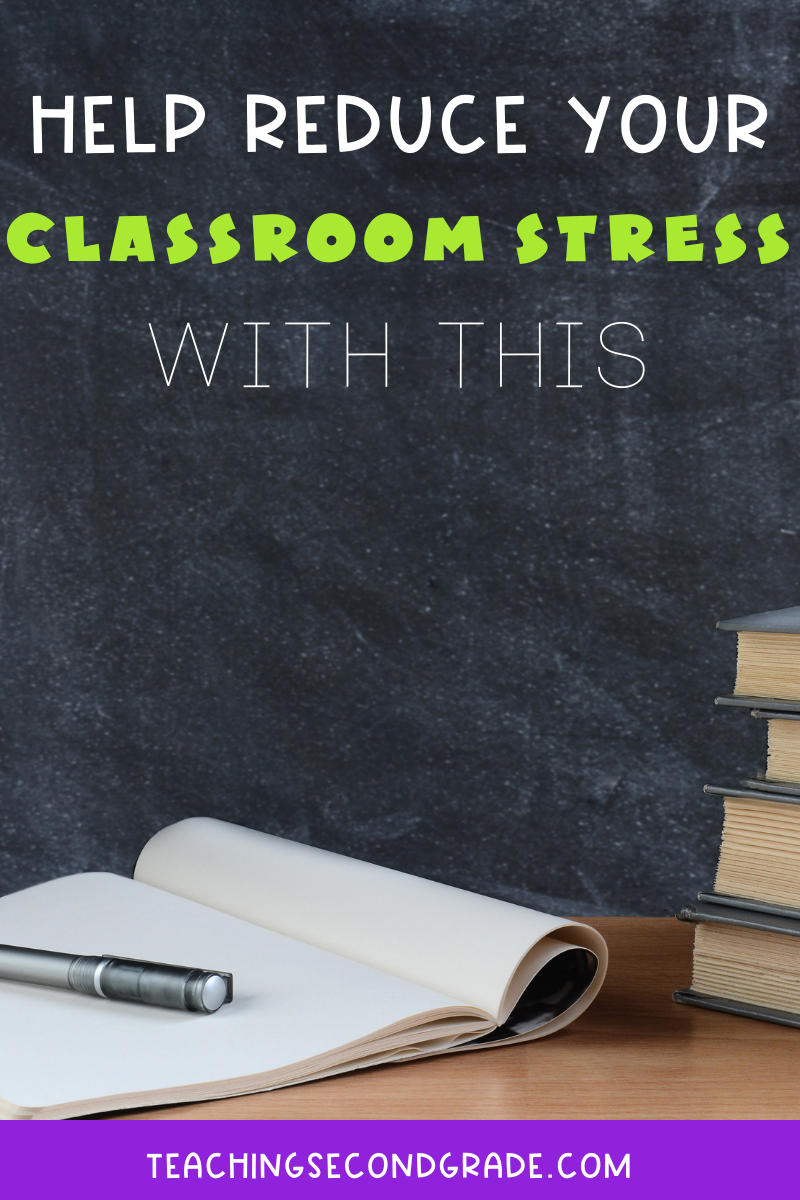 Help reduce your classroom stress with morning work.