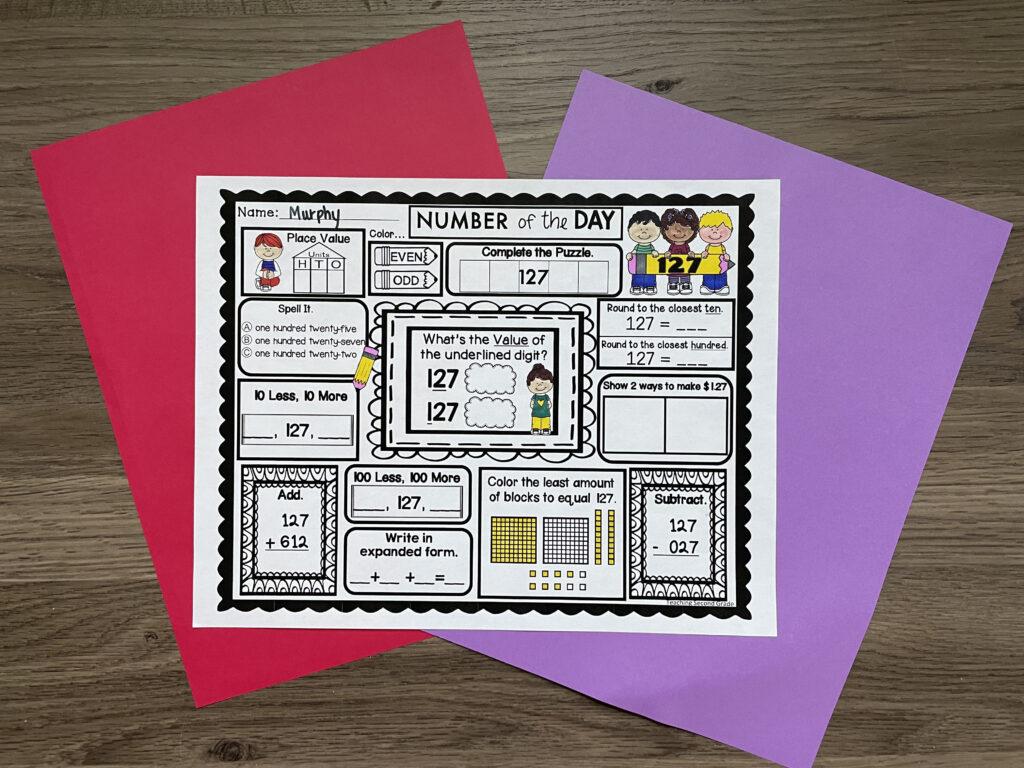 teaching_second_grade_number_sense_worksheets